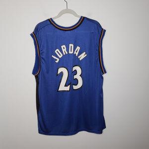 Champion Wizards Michael Jordan Jersey